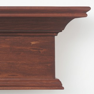 "Profiles from 4 ½ to 12"" and hand-assembled by genuine craftsmen."