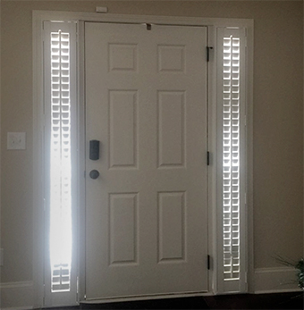 Entry Sidelights And Front Doors