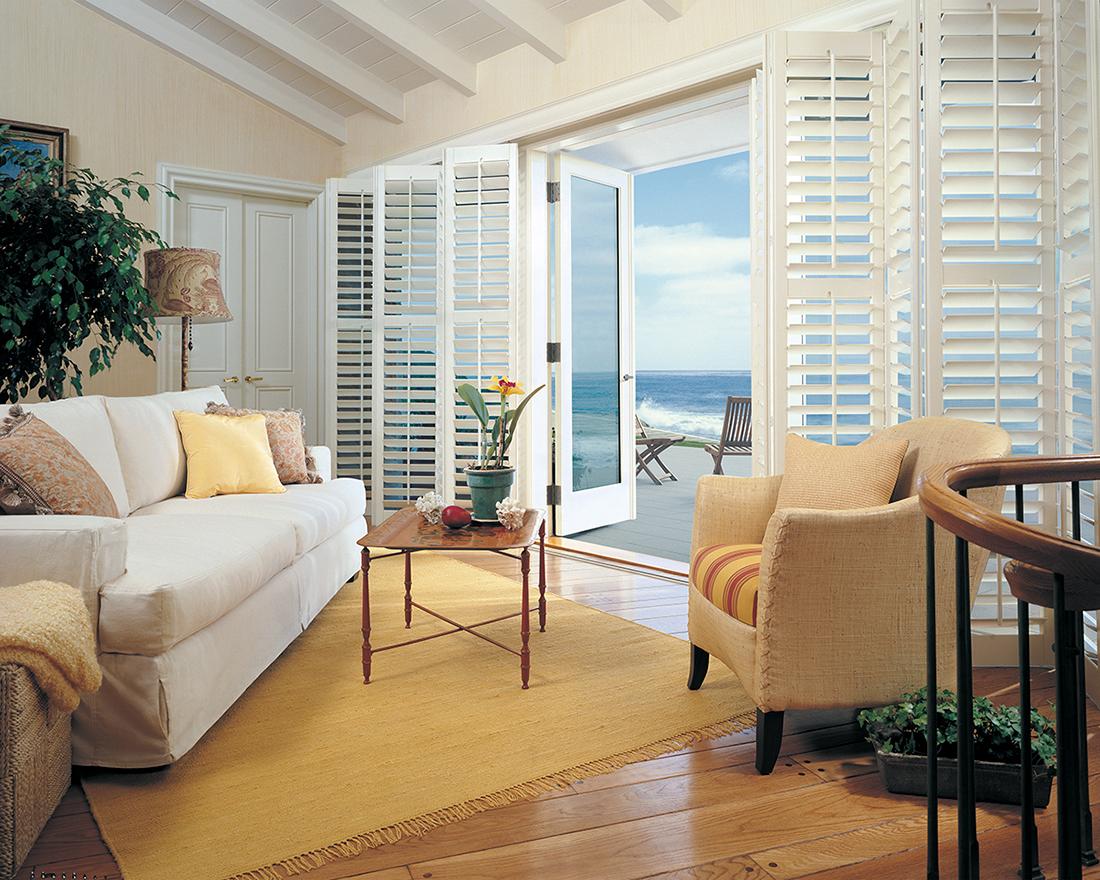 Interior shutters for sliding glass doors - View Shutters On Sliding Glass Doors